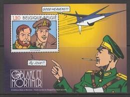BLOC NEUF DE BELGIQUE - BLAKE ET MORTIMER N° Y&T 102 - Comics