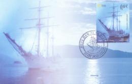 2007 MC, Sailing Ships, Montenegro, MNH - Montenegro