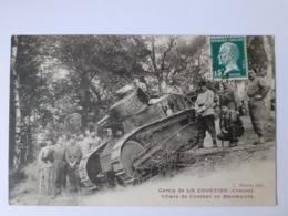 Camp De La Courtine - Char De Combat En Manoeuvre - Ausrüstung