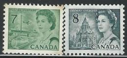 CANADA 1971 SCOTT/UNITRADE 543**  544** - 1952-.... Elizabeth II