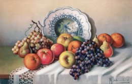 CP - Nature Morte - Fruits - Ansichtskarten