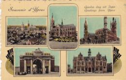 Ieper, Ypres, Goeden Dag Uit Ieper (pk61560) - Ieper
