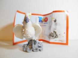Kinder Rio Un 274 + Bpz - MonoBlocks