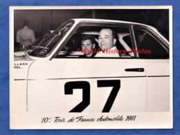 Photo Ancienne - NICE - Départ Du 10e Tour De France Automobile - 14 Septembre 1961 - Auto à Identifier - Gaillard - Automobiles