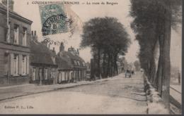 COUDEKERQUE-BRANCHE La Route De Bergues - Coudekerque Branche