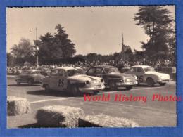 Photo Ancienne - FEZ - Course Automobile - 30 Avril 1961 - Superbe Auto PANHARD , DAUPHINE Renault - Automobiles