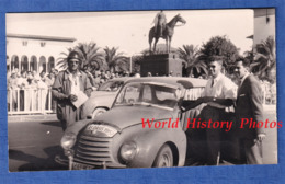 Photo Ancienne - CASABLANCA ? FEZ ? - Rallye ATLAS OASIS - 7 Juin 1957 - Belle Automobile DKW Auto Union - Automobiles