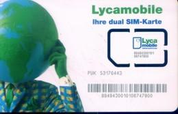 Germany GSM SIM Cards, (1pcs,MINT) - Duitsland