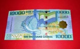 SIERRA LEONE P33 10000 LEONES 2010 UNC - NEUF - FDS - Sierra Leone