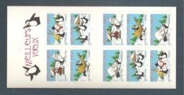 France, Carnet BC3853, BC 3853, BC67, BC 67, Carnet Neuf **, Non Plié, TTB, Meilleurs Voeux - Carnets