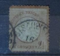 Deutsches Reich 1872, Mi. 21: 2 1/2 Groschen, 2. Wahl / 2nd Quality - Deutschland