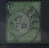Deutsches Reich 1872, Mi. 23: 1 Kreuzer, 2. Wahl / 2nd Quality - Used Stamps