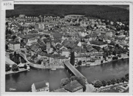 Olten - Flugaufnahme P. Zaugg - SO Soleure