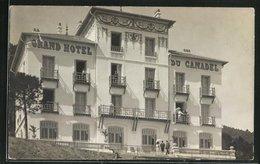 Foto-AK Neuchatel, Grand Hotel Du Canadel - NE Neuchâtel