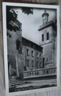 30    -    UZES TOUR DE L'EGLISE ST ETIENNE  @ VUE RECTO/VERSO AVEC BORDS - Uzès