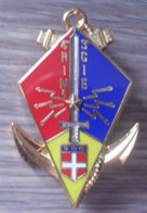 Pucelle 3° Compagnie Du 4° Régiment D'Infanterie De Marine - Troupes De Marine - RIMa - Ancre - Hueste