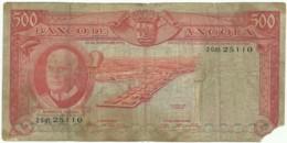 Angola - 500 Escudos - 10.06.1970 - Pick 97 - Série 2 Gdt - Américo Tomás - PORTUGAL - Angola