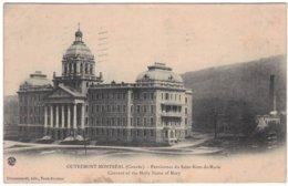 Montréal - OUTREMONT - Pensionnat Saint-Nom-de-Marie - Pinsonneault éditeur - 1906 - Montreal