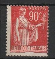 FRANCE TYPE PAIX 1932-33 YT N° 285 * - 1932-39 Paix