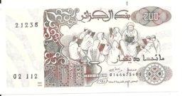 ALGERIE 20 DINARS 1983 UNC P 138 - Algerien