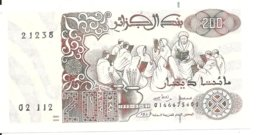 ALGERIE 20 DINARS 1983 UNC P 138 - Argelia