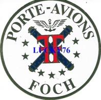 Autocollant Porte Avion Foch - Stickers