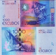 CAPE VERDE 1000 Escudos From 2014, P73, UNC - Cabo Verde