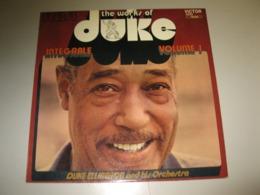 "VINYLE ""THE WORKS OF DUKE ELLINGTON"" VOL 1 33 T RCA / VICTOR (REF:731043) - Jazz"