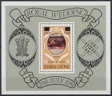 Sierra Leone, Michel Nr. Block 5, Postfrisch / MNH - Sierra Leone (1961-...)