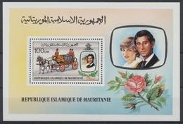 Mauretanien, Michel Nr. Block 32, Postfrisch / MNH - Mauretanien (1960-...)