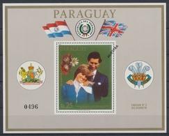 Paraguay, Michel Nr. Block 362, Postfrisch / MNH - Paraguay