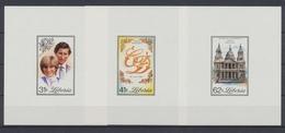 Liberia, Michel Nr. 1215-1217 B Blocks, Postfrisch / MNH - Liberia