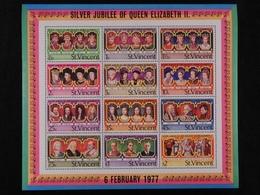 St. Vincent U. D. Grenadinen, Michel Nr. 459-470 KB, Postfrisch / MNH - St.Vincent Und Die Grenadinen