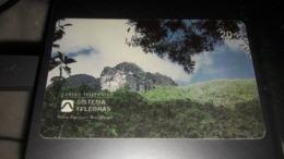 Brasile Parque Nacional Pico Da Neblina  02/97 - Brasile