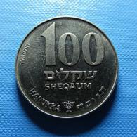 Israel 100 Sheqalim - Israël