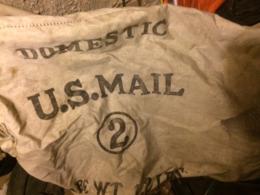 Sac Postal US MAIL - Decorative Weapons