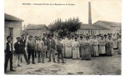Miramas Personnel Ouvrier De La Manufacture De Poudres - Autres Communes