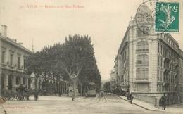 "/ CPA FRANCE 06 ""Nice, Boulevard Mac Mahon"" - Autres"
