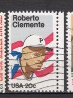 USA, Baseball, Base-ball, Roberto Clemente - Baseball