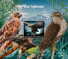 Central Africa  2019  Fauna Birds Of Prey S201909 - Central African Republic
