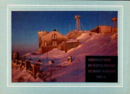 Observatoire Du Mont Aigoual   CPM Ou CPSM - Unclassified