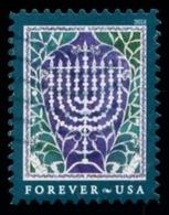 Etats-Unis / United States (Scott No.5338 - HANUKKAH) (o) - Used Stamps
