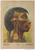 J1   AFRIQUE  2-100  .KENYA  FEMME  BANTOUE   *** ETHNOGRAPHIE  ETHNOLOGIE étude Au Dos ( 5x7 Cm) - Vieux Papiers