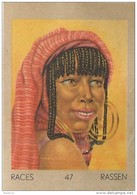J1   AFRIQUE  12/47  FEMME  DE CABAO  BERBERE TUNISIE    *** ETHNOGRAPHIE  ETHNOLOGIE étude Au Dos ( 5x7 Cm) - Vieux Papiers