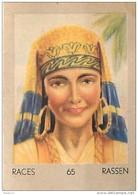 J1   AFRIQUE   24/65  .FEMME ..EGYPTIENNE  EGYPTE  *  RACES  ETHNOGRAPHIE  ETHNOLOGIE étude Au Dos ( 5x7 Cm) - Vieux Papiers