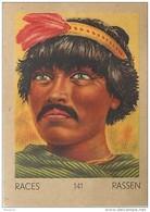J1   AMERIQUE   SUD   45/141.  VENEZUELA  INDIEN  GUARIBO..  ..*  RACES  ETHNOGRAPHIE  ETHNOLOGIE étude Au Dos ( 5x7 Cm) - Vieux Papiers