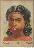 J1     OCEANIE   103/106  FEMME SAKALAVE  NEGRES DE MADAGASCAR  ** RACE  ETHNOGRAPHIE  ETHNOLOGIE étude Au Dos ( 5x7 Cm) - Vieux Papiers