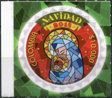 Colombia 2018. Christmas 2018 (MNH OG) Stamp - Colombia