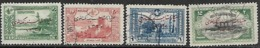 Turkey   1914    Sc#279-82  Used  2016 Scott Value $4 - 1858-1921 Empire Ottoman