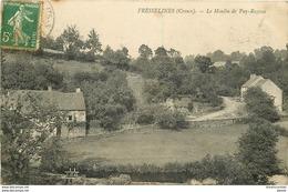 Promotion 2 Cpa 23 FRESSELINES. Moulin Puy-Rageau Et Confluent Deux Creuse - Sonstige Gemeinden